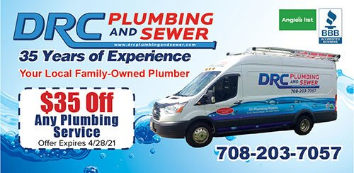 DRC Plumbing and Sewer Offer